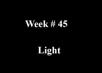 Week #45