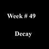 Week #49