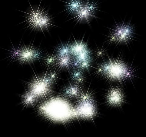 Rocky - Light Effects - Jeweled Kaleidoscope