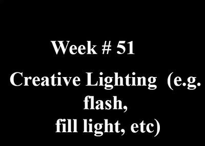 Week #51