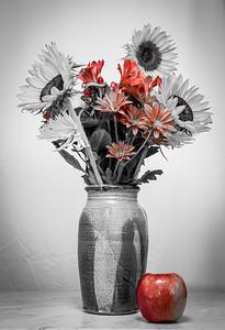 Week 38-Clarke Cochran-Still Life Red