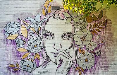 18-Marc Bernstein-Flowers in Her Hair