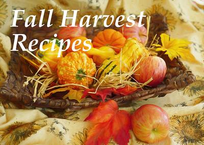 Week38-GinaMcCole-Autumn Harvest