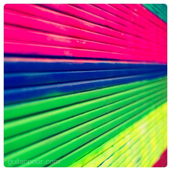 """7/52 - """"Colours"""""""