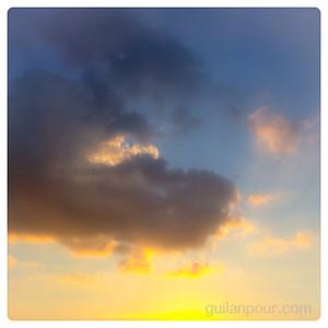 """10/52 - """"Clouds"""""""