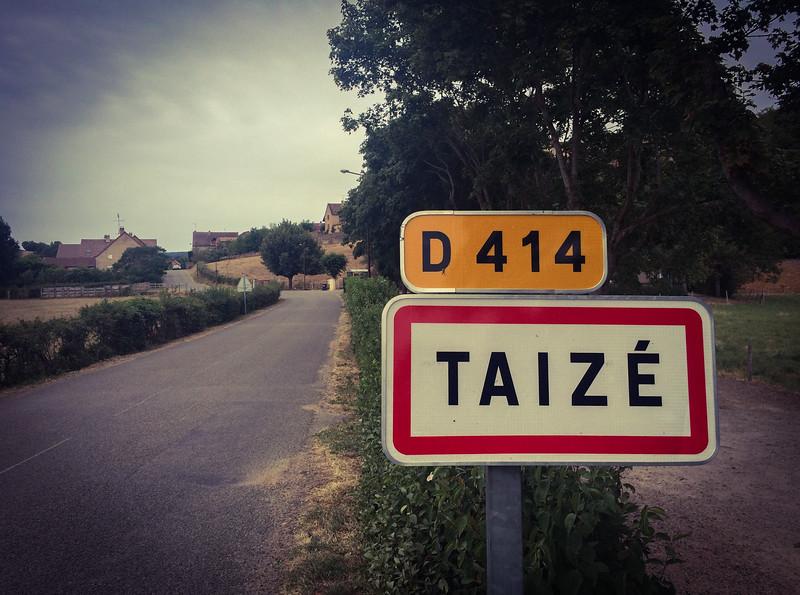 31/52 - Taizé