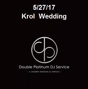 5/27/17 Krol Wedding