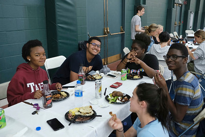 All-School dinner and bash.