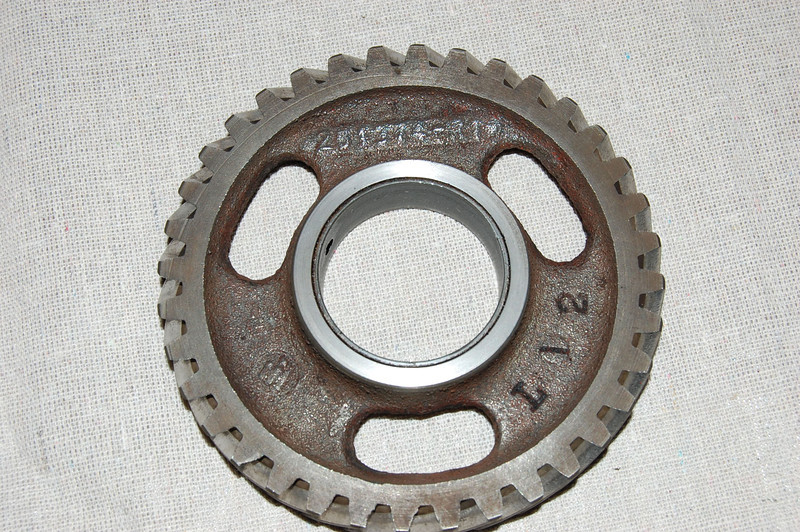 Idler gear and bushing