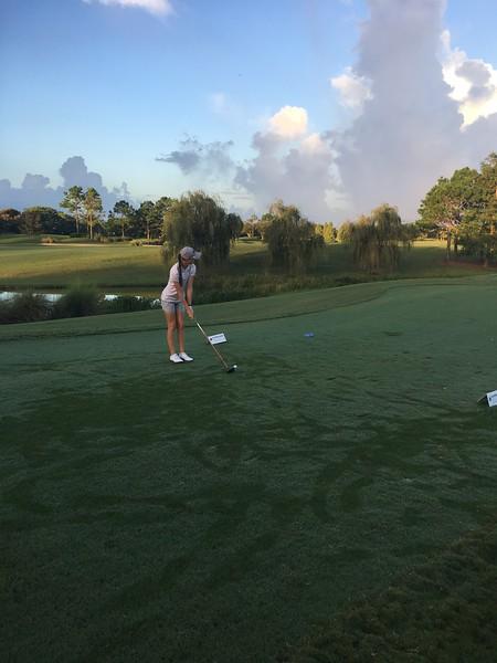 54 Hole Junior Open at Shingle Creek