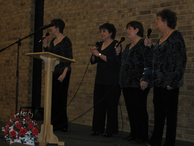 February 26, 2009 LiveWires   Magic Mix Ladies Quartet