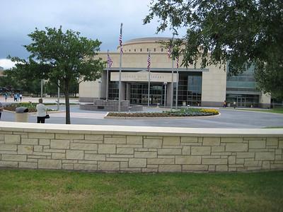 President G. H. W. Bush Library
