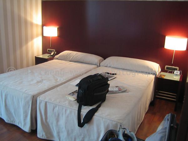 Hotel Zenit, Barcelona