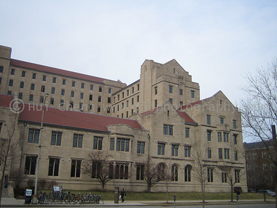 University of Chicago - International House