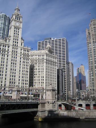 Michigan & Wacker - Downtown