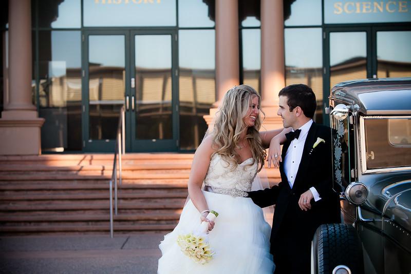 Christina and Paul Wedding