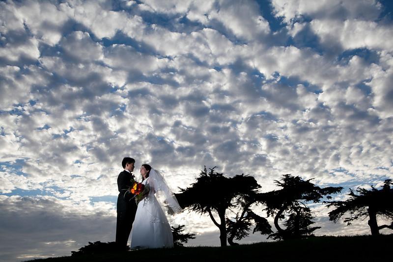 Francesca & Darin Wedding
