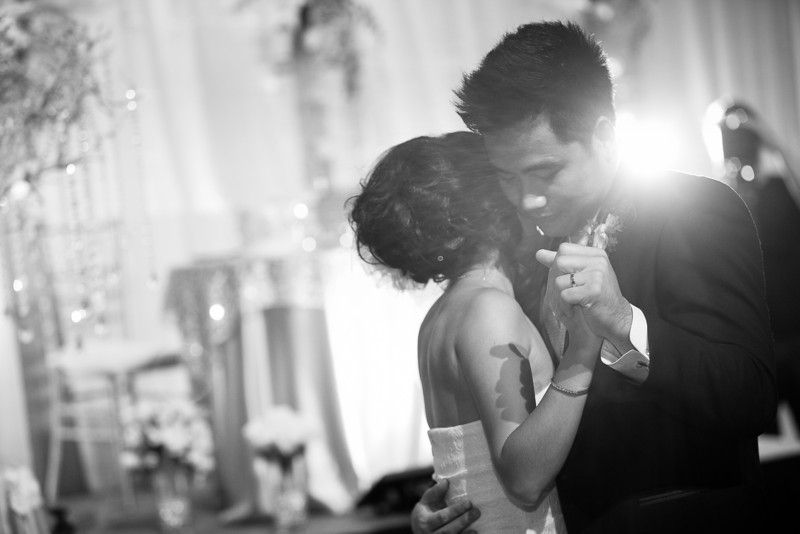 Sandy and Truc Wedding
