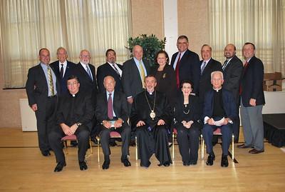55th Anniversary Banquet, Holy Trinity Church, Oct 23, 2016