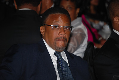 Judge Mathis with Attendees