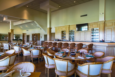 Bent Pint Stock Images - Clubhouse and Golf Course-1033
