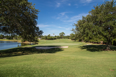 Bent Pint Stock Images - Clubhouse and Golf Course-1055