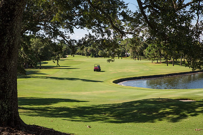 Bent Pint Stock Images - Clubhouse and Golf Course-1059