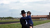 Auschwitz-Birkenau - Doron and David Aaron 2