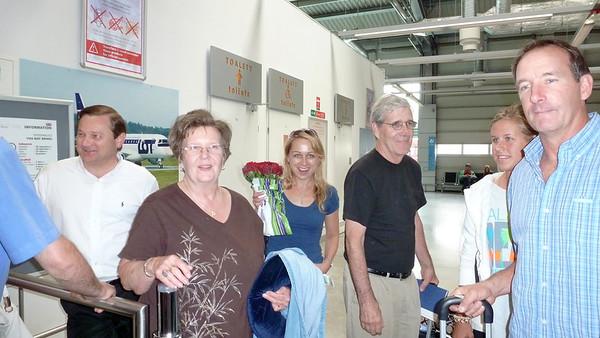 Varsek-BenAvraham reunion in Poland and Slovakia