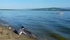 David Aaron at lake Orava_Slovakia