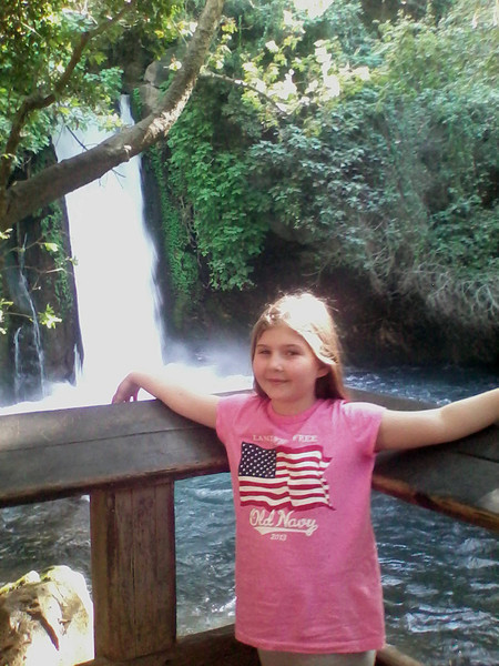 Banias Israel - 4-5th July 2013