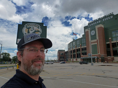 Lambeau Field - Green Bay