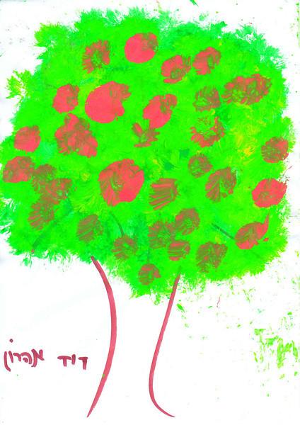 David Aaron's tree