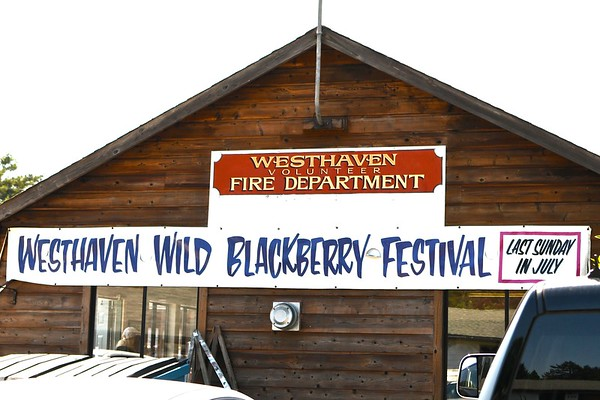 57th annual Westhaven Wild Blackberry Festival