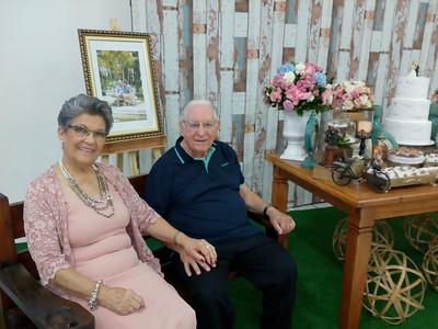 58 anos casados vô & vó
