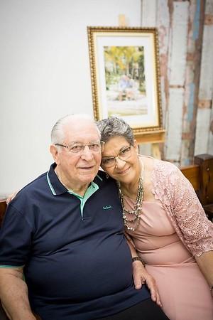 58 casados vô e vó (fotos Aline)