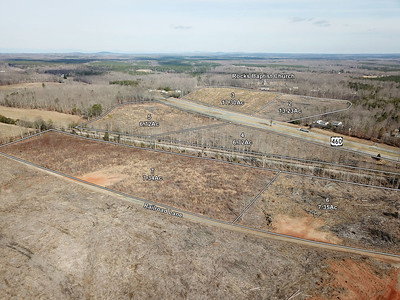 58 acres offered in 6 tracts