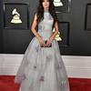 The 59th Annual Grammy Awards - Arrivals