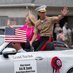 Major General Eric M. Smith USMC