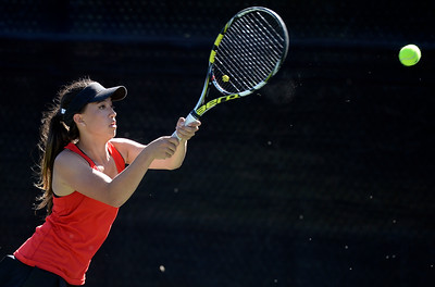 5A State Tennis Day 1