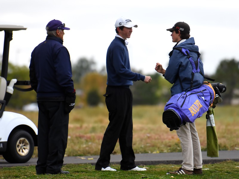 5A state championships at CommonGround Golf Course in Aurora