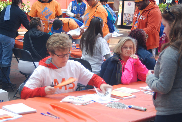 Walk MS: Baltimore 2014