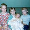 '61-Glenn, Donna, Sue & Darryl
