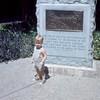 Chris at the Alamo
