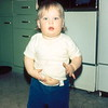 '75-Pudgy little Chris