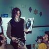 '74-05-Darryl opening birthday present