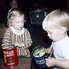 '75-Playing cousins