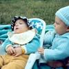 '74-Heather & cousin Chris