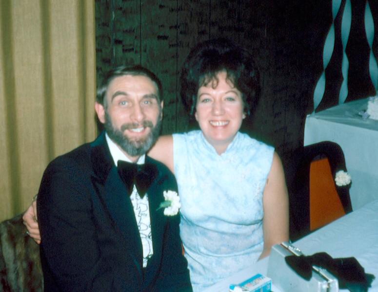'75-Ed & Pat-at Kim's wedding