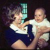 '74-With Mommy Peggy